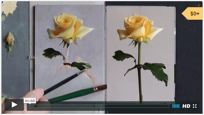 "Paul Foxton's video ""Secret Treasure"""